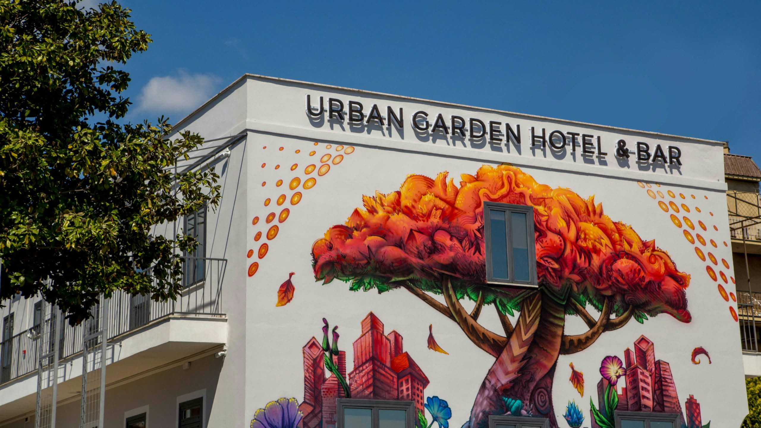 book now your stay at the best rate available - Urban Garden
